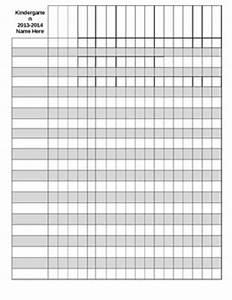Free Grade Book Editable Gradebook Template By Kristin Pappas Teachers