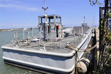 Lake Assault Boats For Sale by Naval Landing Craft On Auction Block At Great Lakes