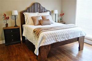 The, Cookie, Puzzle, 10, Diy, Rustic, Headboards