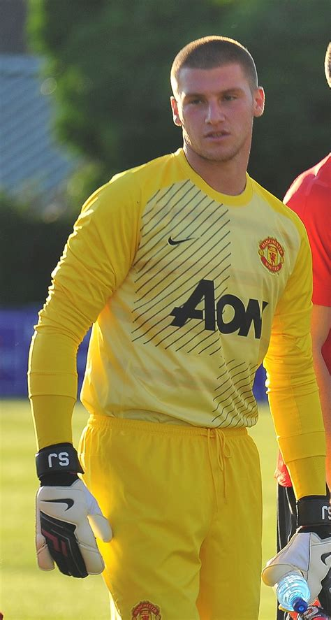 Sam johnstone edit, a few people have asked for it so here it is. Manchester United goalkeeper Sam Johnstone was pleased to make his Yeovil debut even if it was a ...