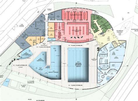 bureau de poste herblay centre aquatique d 39 herblay piscine bassin en inox b e t