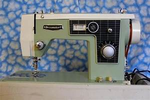 Good Housekeeper Sewing Machine Manual Images