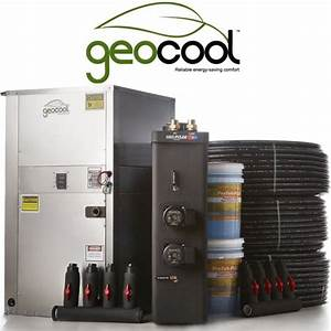Geocool 4 0 Ton Geothermal Heat Pump With Install Package