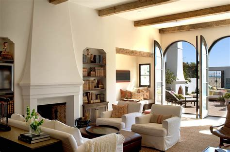 Muy Caliente-spanish Colonial Interior Design Ideas