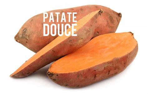 Patate douce, une bonne source de fibres à faible indice ...
