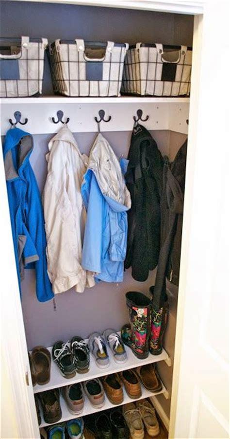 entryway coat closet makeover b baking