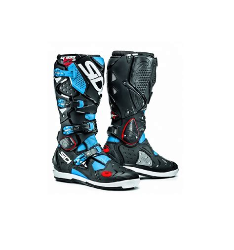 motorcycle shoes with lights slavens racing crossfire 2 sr boots by sidi