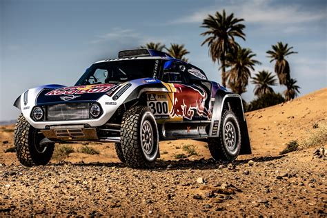 mini rally 2019 mini cooper works buggy rally for dakar 2019 luxuvere