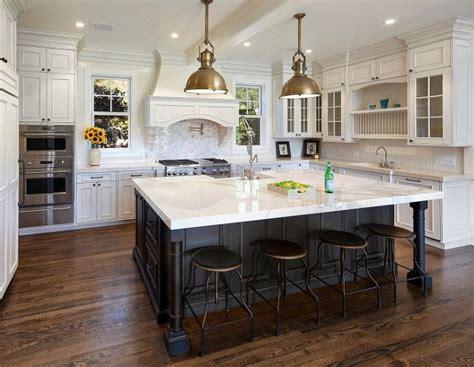 white kitchen with black island best 25 ivory kitchen cabinets ideas on