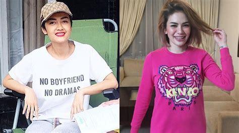 Menangis Ibu Julia Perez Ikut Minta Maaf Nikita Mirzani