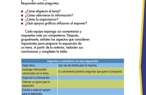 Check spelling or type a new query. Libro De Español 6 Grado Contestado Pag 132 / Español 6 ...