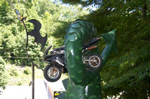 Dragon's Tail Motorcycle Ride