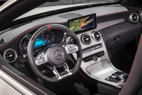 For those who are impassioned by cars touchpoint by audionautix is licensed under a creative commons attribution license. 2020 Mercedes-AMG C43 Convertible Interior Photos | CarBuzz