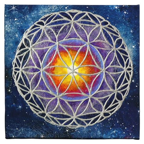 flower of life 3d painting perviveremeglio com