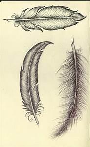 Plumas | Dibujos a lapiz | Pinterest