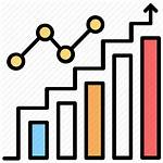 Growth Icon Sales Performance Revenue Services Increase