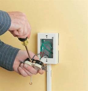 Surface-mounted Wiring