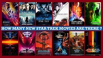 How Many New Star Trek Movies Are There, All Star Trek ...