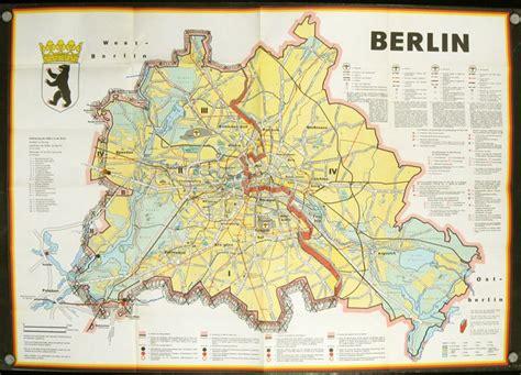 image gallery map east berlin
