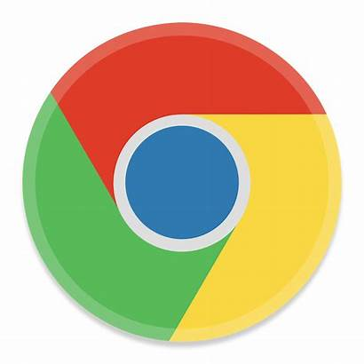 Icon Chrome Google App Icons Button Ico
