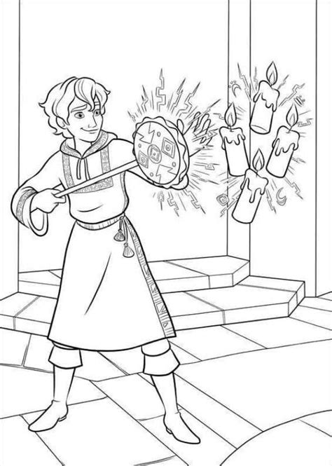kids  funcom  coloring pages  elena  avalor