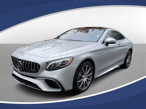 To know more about the. Used 2020 Mercedes-Benz S-Class S AMG 63 4MATIC Coupe AWD for Sale (with Photos) - CarGurus