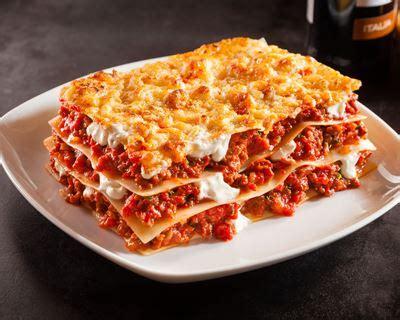 plat cuisiné facile recette lasagnes à la bolognaise facile rapide