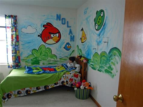 Angry Birds Bedroom Decor by 78 Best Ideas About Bird Bedroom On