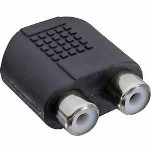 3 5mm Klinke Adapter : inline audio adapter klinke buchse stereo auf ~ Jslefanu.com Haus und Dekorationen