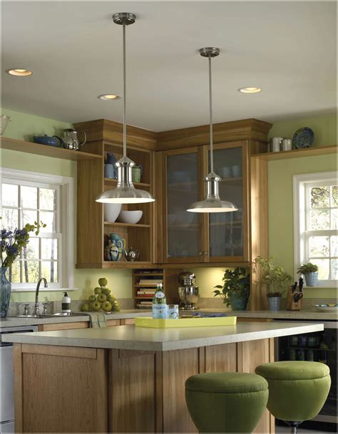 installing kitchen pendant lighting meticulously