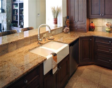 Natural Stone Kitchen Countertops Granite Kitchen Counters
