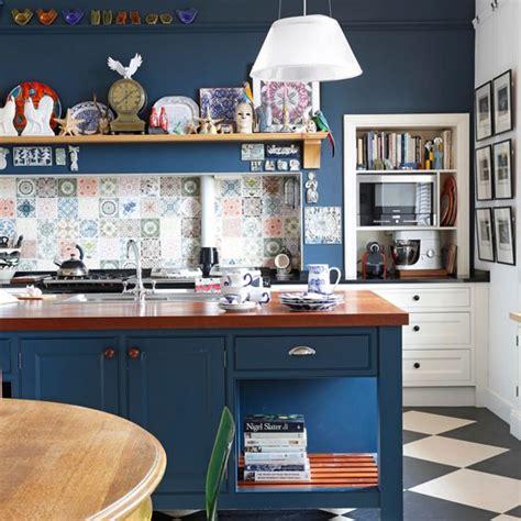 les cuisines de marine 10 idées de cuisine décorée en bleu marine bricobistro