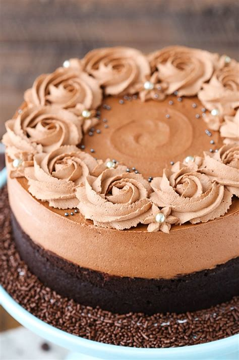 guinness chocolate mousse cake life love  sugar