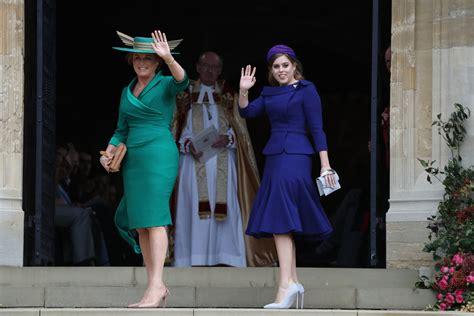 Royal wedding: Princess Eugenie marries Jack Brooksbank at...
