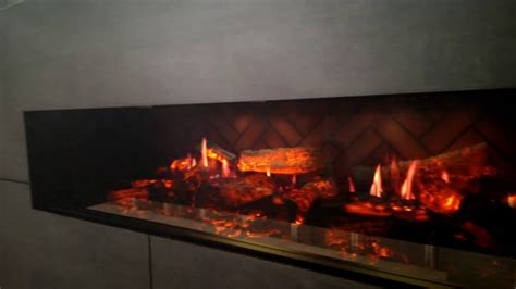 Electric Fireplace Dimplex Opti V Youtube