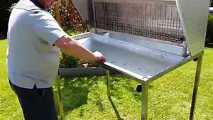 Grill Selber Bauen : spanferkel grill selbst gebaut doovi ~ Lizthompson.info Haus und Dekorationen