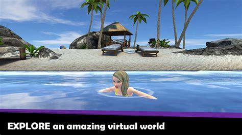avakin 3d virtual money apk mod trailer