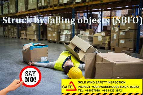 warehouse rack inspection gold wind engineering pte