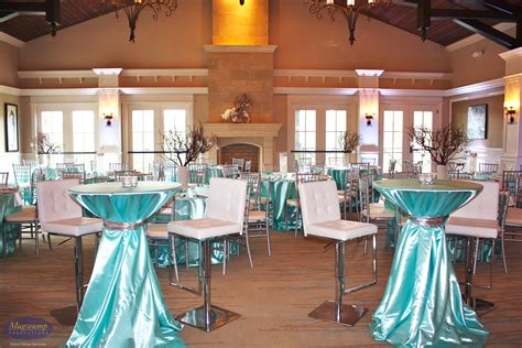 A Rustic, Tiffany Blue Wedding In Jacksonville, Florida