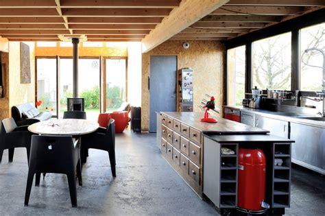 cuisine style atelier artiste maison atelier d 39 artiste industriel cuisine lyon
