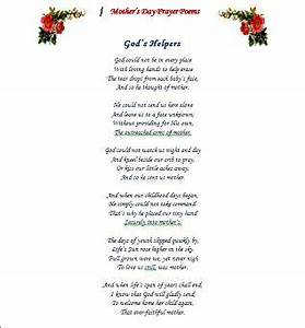 Mothers Day Prayers (Poems)