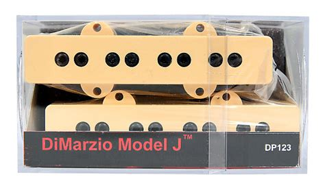 dimarzio dp123cr j bass set 920d jazz bass reverb