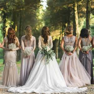 wedding bridesmaid wedding trends to look forward to in 2017