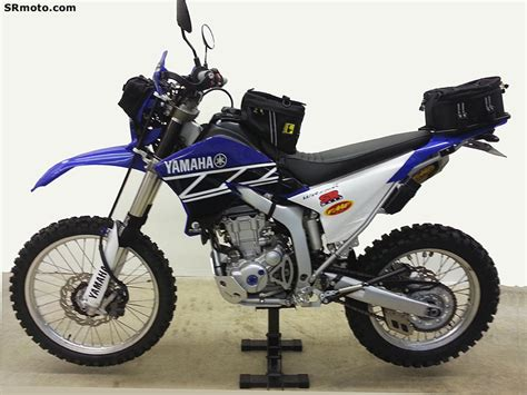 Our Yamaha Wr250r Project Bike