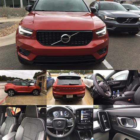 Unpacking The 2019 Volvo Xc40  Move Ten Manual Shift