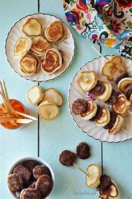 Breakfast Pancake-Kabobs