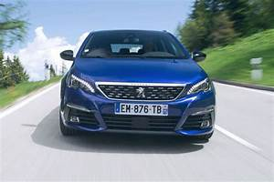 Peugeot 308 Allure 2017 : peugeot 308 sw facelift 2017 test preis marktstart ~ Gottalentnigeria.com Avis de Voitures