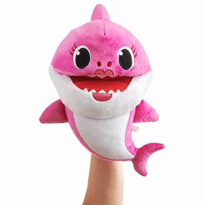 Song Puppets Babyshark Wowwee Pinkfong