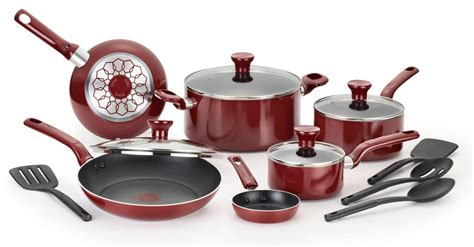 T-fal C514se Excite Nonstick Thermo-spot Dishwasher Safe