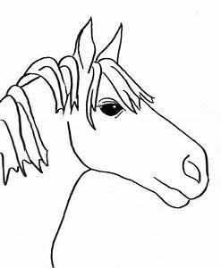 Cartoon Drawings Horses - Cliparts.co